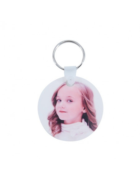 Sublimation HPP Key Chain - Round
