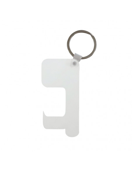 Sublimation HPP Germ-Free Key Chain - Blank