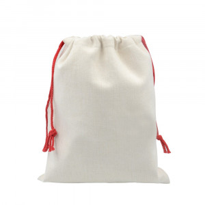 Sublimation Linen Santa Sack Small
