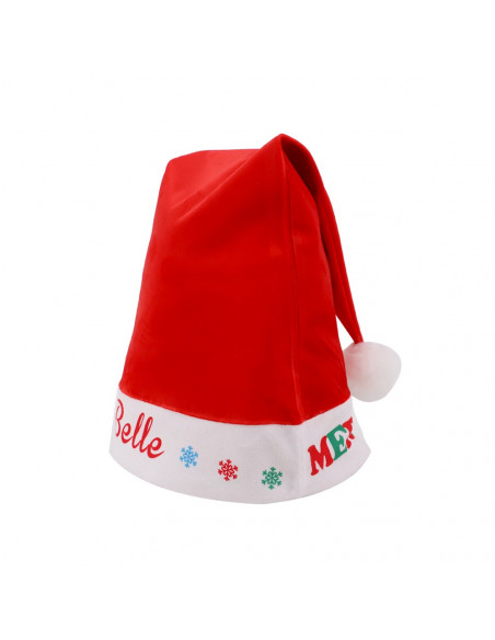 Sublimation Santa Hat