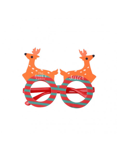 Sublimation Xmas Party Glasses