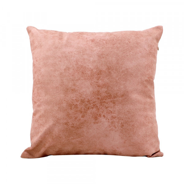 Sublimation Poly Pu Pillow Cover - Pink