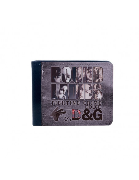 Sublimation Men's PU Wallet with Pocket
