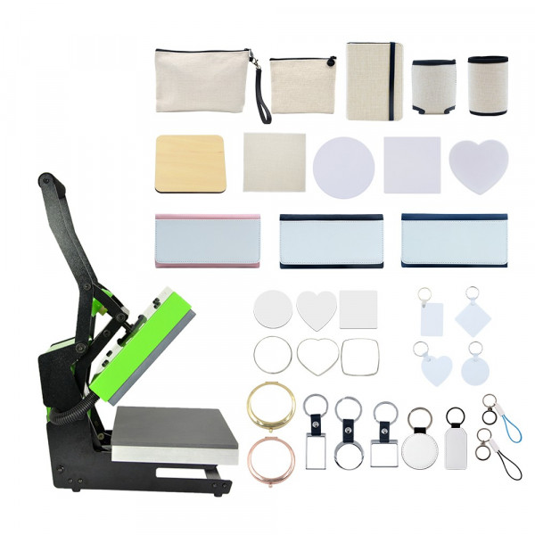 Hobby Package with Hobby Press Machine