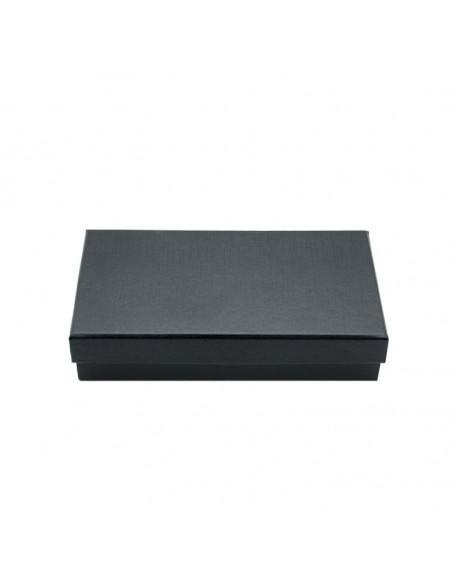 Sublimation PU Lady Purse Black Package