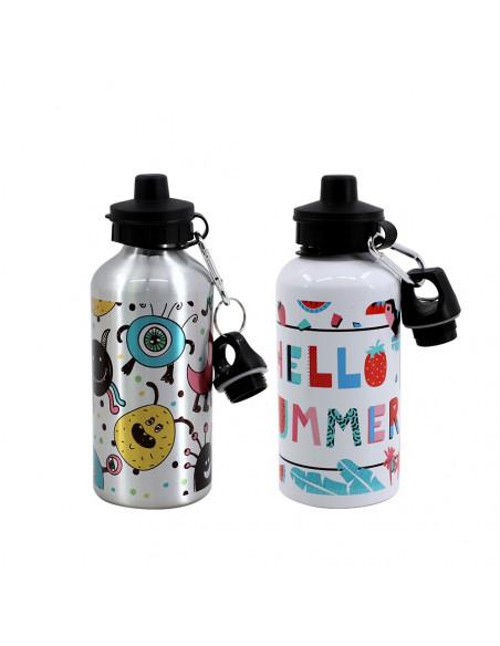 Sublimation 500ml Aluminum Bottle