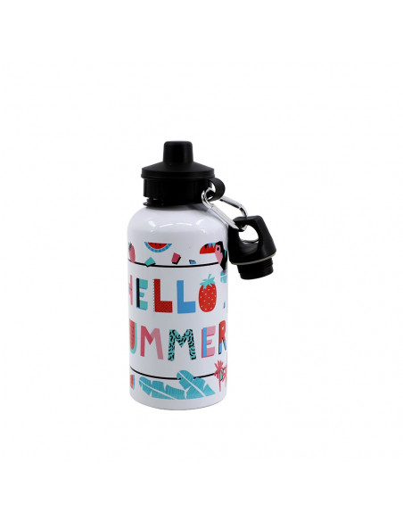 Sublimation 500ml Aluminum Bottle - White