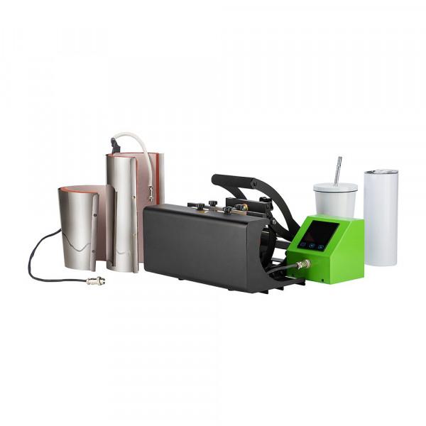 Compatible Water Bottle Mug Press