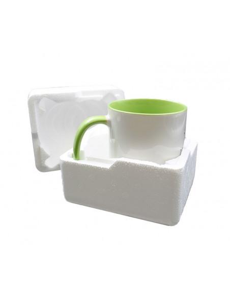 Polystyrene box for 11oz mugs (Pack of 203 u.) - side
