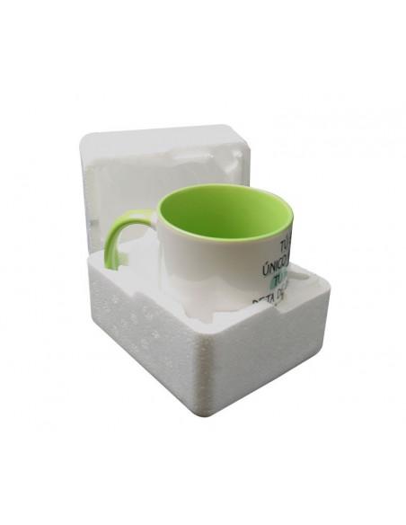 Polystyrene box for 11oz mugs (Pack of 203 u.) - Open