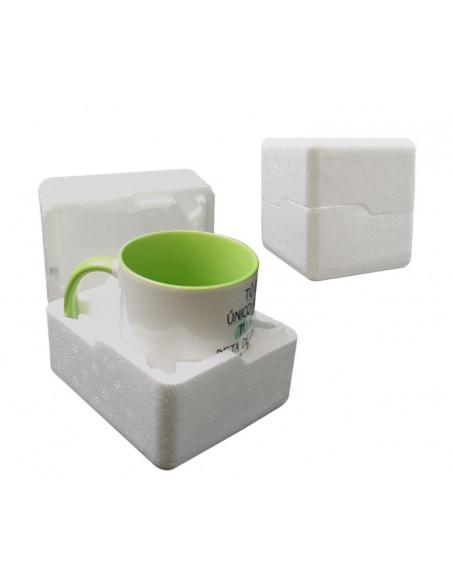 Polystyrene box for 11oz mugs (Pack of 203 u.) - Cover