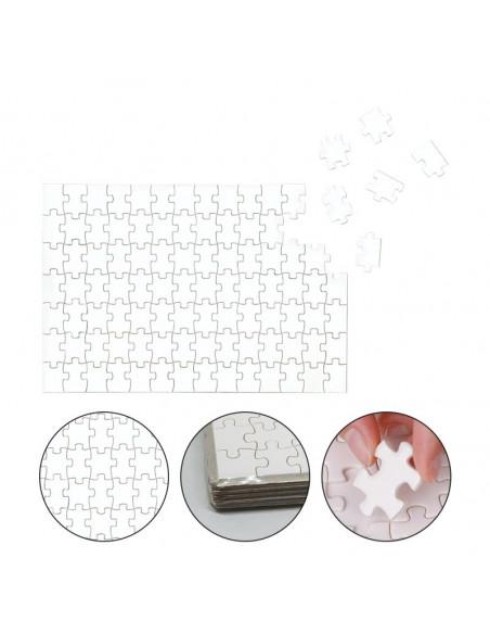 Sublimation Blank A4 Puzzle - 98pcs