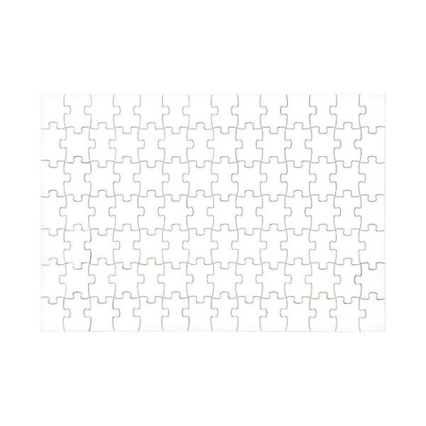Sublimation Blank A4 Puzzle - 108pcs