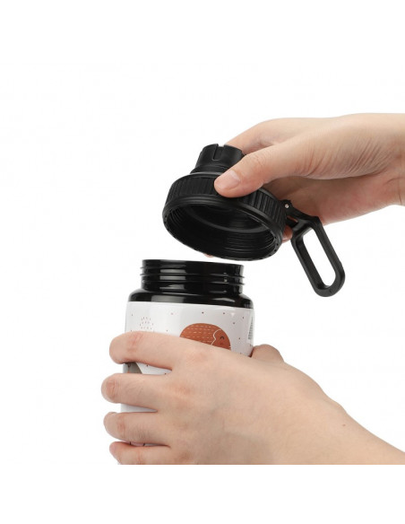 sublimation 750ml water bottle