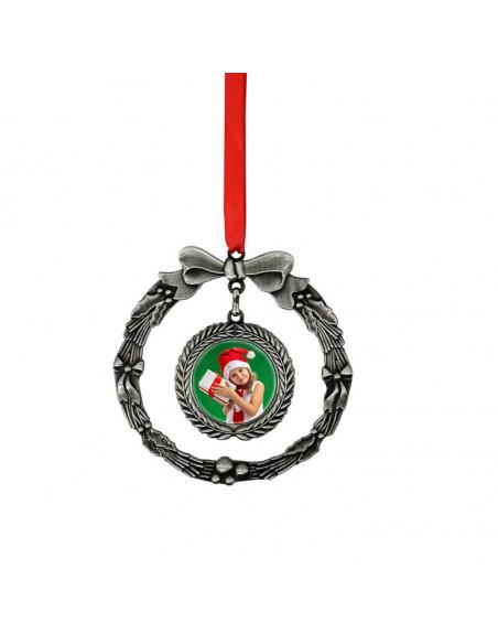 sublimation Metal ornaments