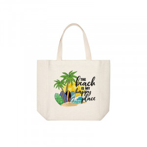Sublimation Linen Shopping Bag