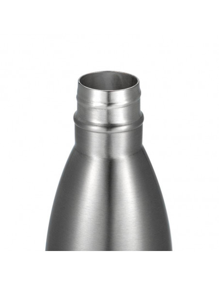 sublimation Stainless Steel Bottle - silver