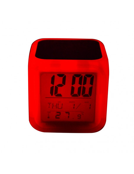 Sublimation Color Change Alarm Clock