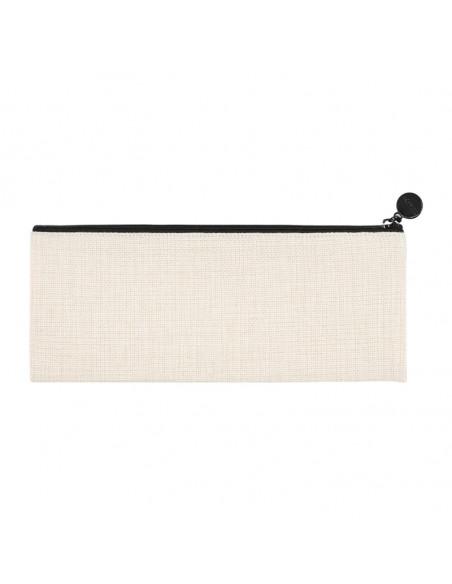 Sublimation Blank Linen Pouch 10x24cm