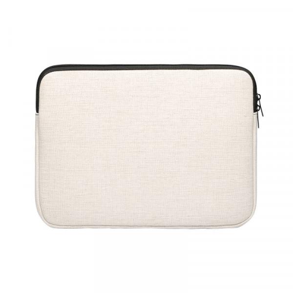 Sublimation Linen Laptop Bag