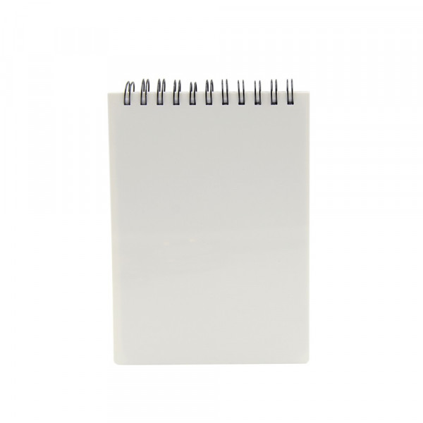 Sublimation Blank Plastic Cover Notebook