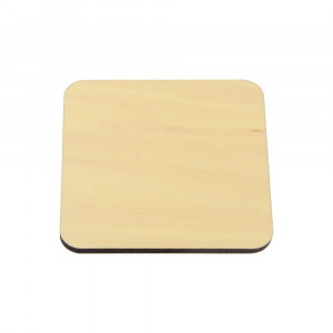 Sublimation Natural Wooden Coaster