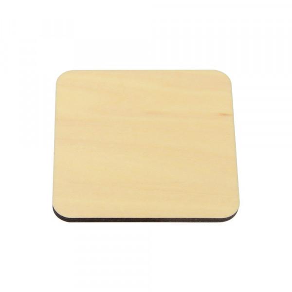 Sublimation Natural Wooden Coaster