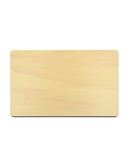Sublimation Natural Wooden Placemat