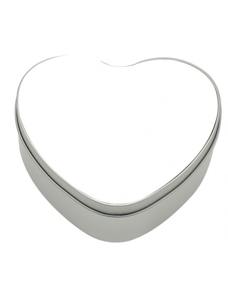 sublimation Blank Metal Tin