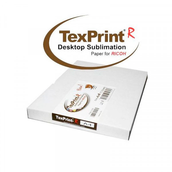 A4 Texprint R Paper for Ricoh (110 sheets)