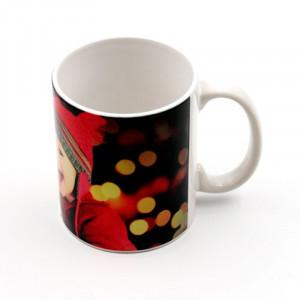 High Quality (A) white ceramic mugs