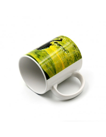 High Quality (AAA) white ceramic mugs