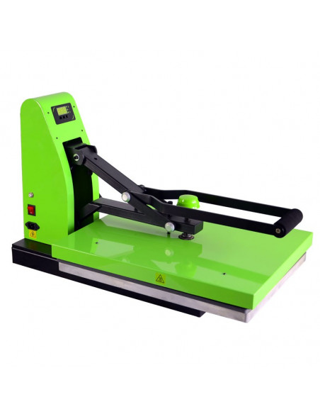 Flat thermal manual press Neptune GS-601 (38 x 38 cm)