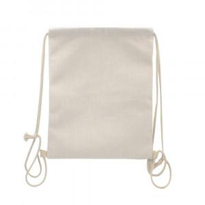 Sublimation Linen Drawstring Bag