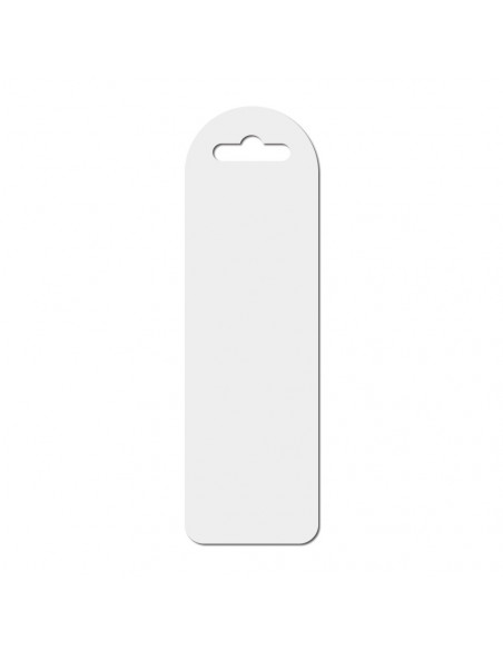 Sublimation Blank Plastic Bookmark