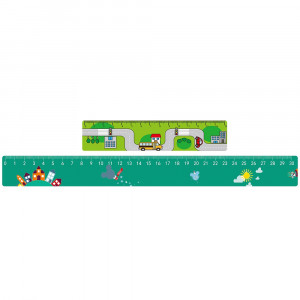 Sublimation Plastic Ruler