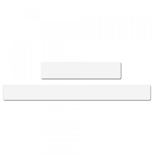 Sublimation Blank Plastic Ruler