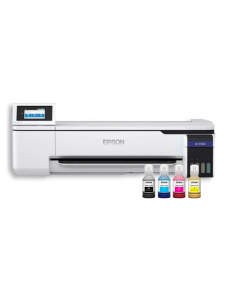 Printer Epson SureColor SC-F500 - 24 inch