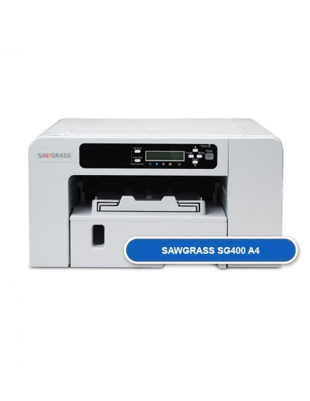 Sawgrass Virtuoso SG400 A4  Pack (paper + inks)