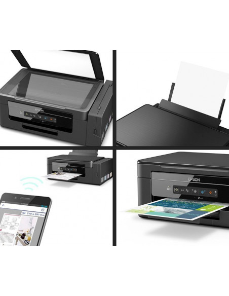 Epson EcoTank ET-2600 A4 printer Pack (paper + inks)