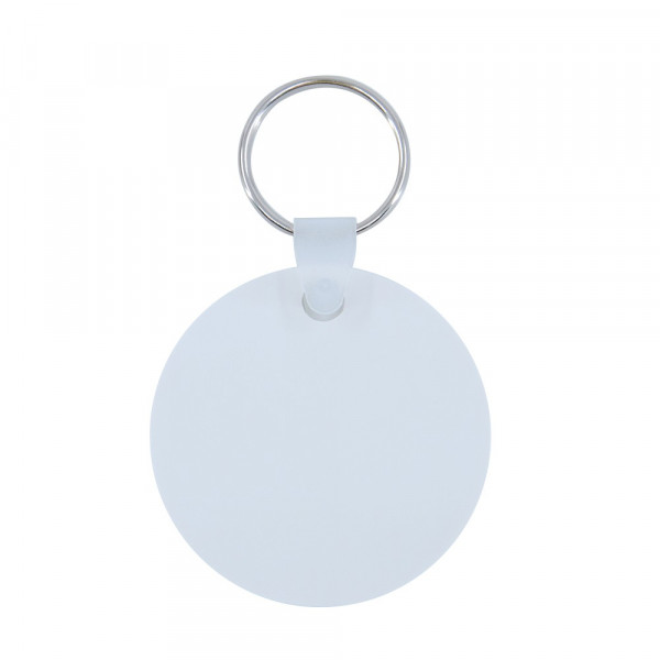 Sublimation Blank HPP Key Chain - Round